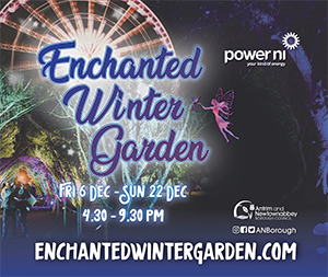 Enchanted Winter Garden