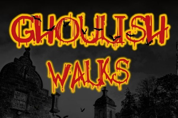 Ghoulish Night Walks Antrim Castle Gardens - SOLD OUT