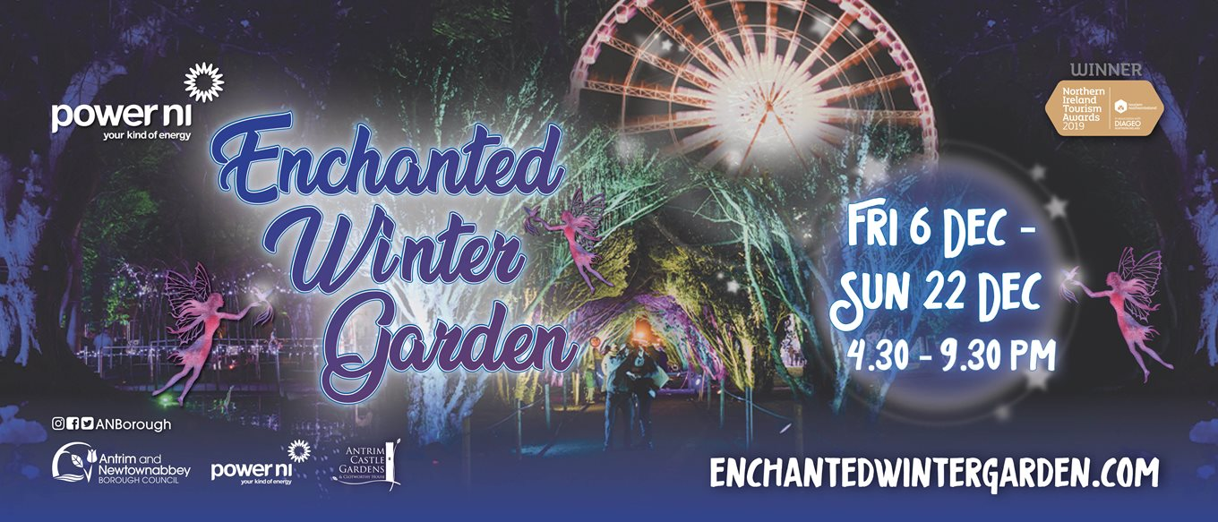 Power NI 2019 Enchanted Winter Garden