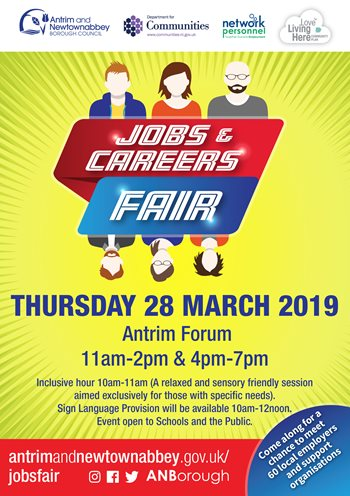 Events | What's On - Antrim & Newtownabbey Borough Council