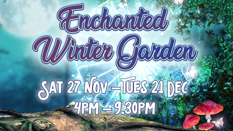 Enchanted Winter Garden 2021